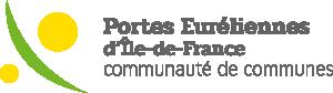 Logo des Portes Euréliennes d'Ile-de-France
